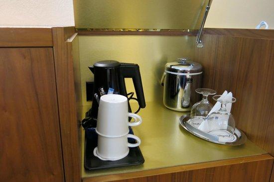 Radisson Blu Royal Hotel, Helsinki: Café o té