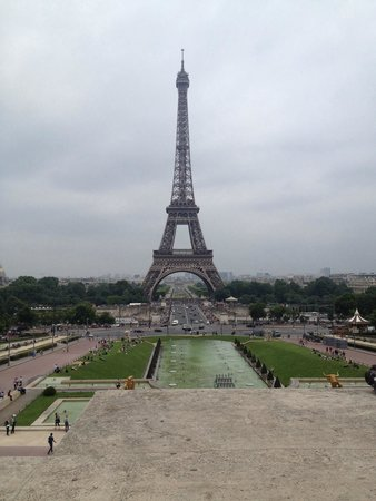 Eiffel Tower: Tower