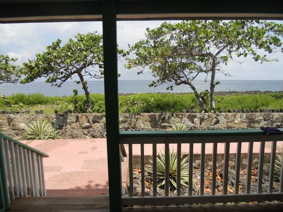 Seagrape Plantation Resort: Bungalow View