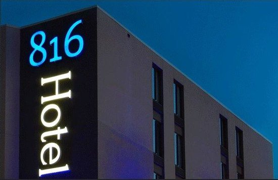 Exterior Led S Picture Of 816 Hotel Kansas City