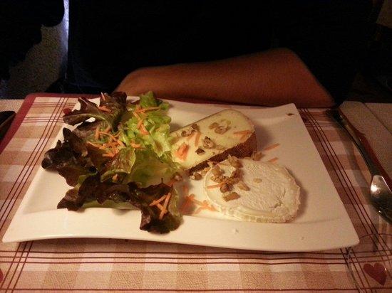 Le Gavroche: Le duo de fromage