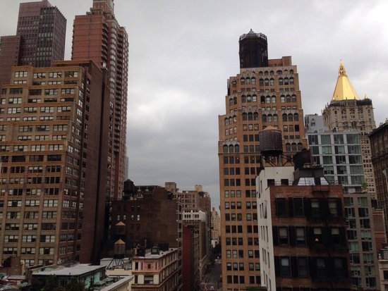 The NoMad Hotel : View from my room (10th floor)