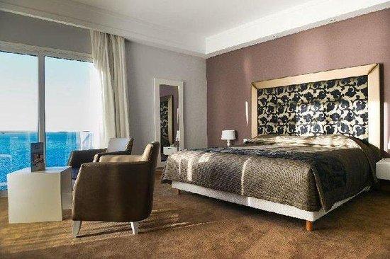 Hotel Farah Tanger: Guest Room