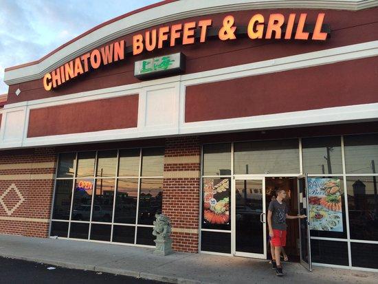 Chinatown Buffet Rehoboth Beach Restaurant Reviews
