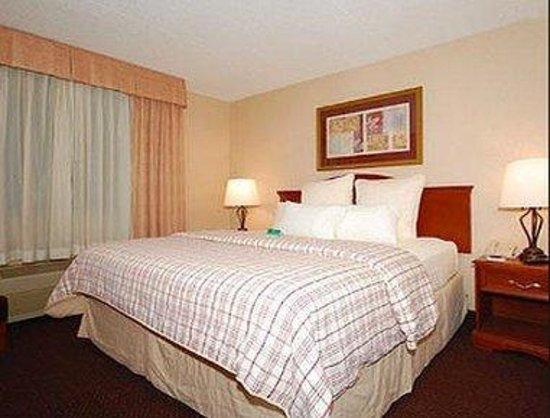 Ramada Des Moines Airport: King Bed Room