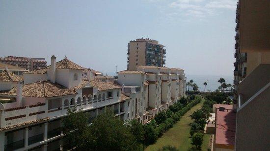 Pierre & Vacances Residence Benalmadena Principe: vista desde la terraza