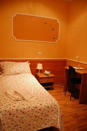 Hotel Ideal: 部屋