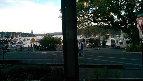 Cask and Schooner Public House & Restaurant: view