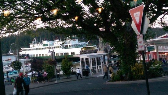 Cask and Schooner Public House & Restaurant: view