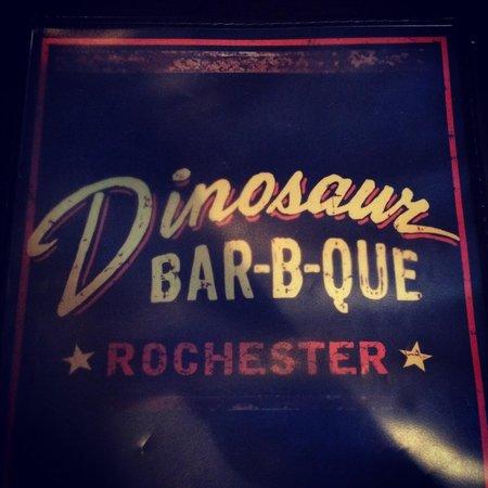 Dinosaur Bar-B-Que: Dino BBQ