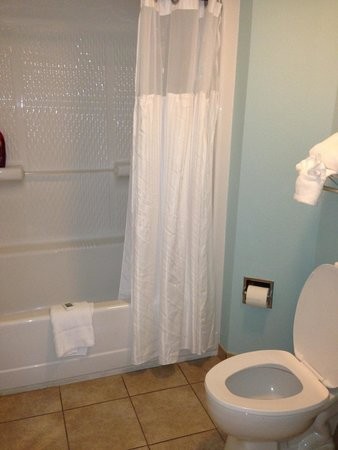 Ocean Reef Resort: Bathroom