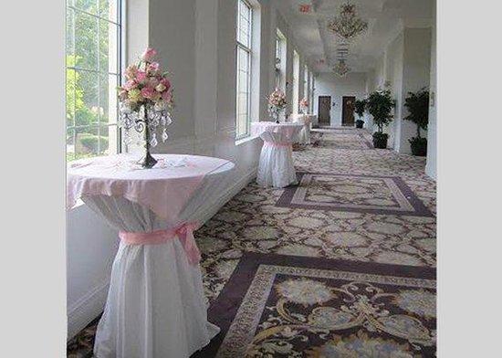 Clarion Hotel : Grandballroom Corridor
