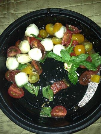 "Tuscan House: ""Caprese Salad"""