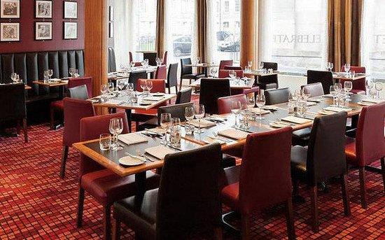 Ten Hill Place Hotel: No.10 Restaurant