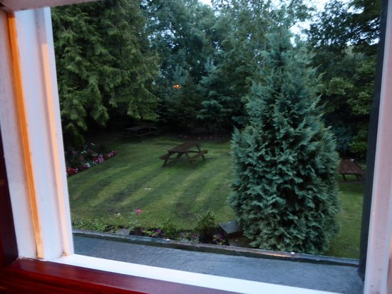 Marykirk Hotel: Wonderful view from room