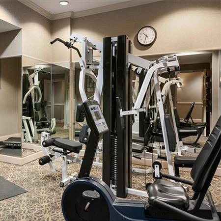 The Whitney Hotel: Fitness
