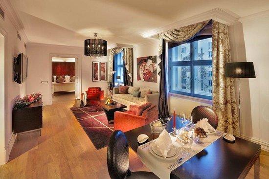 The Grand Mark Prague: Executive Suite