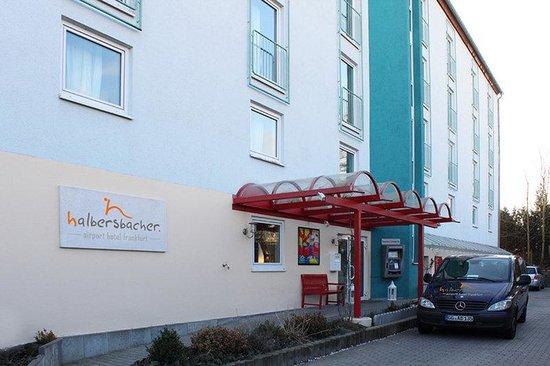 Halbersbacher Airport Hotel Frankfurt