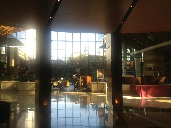 Santiago Marriott Hotel: Lobby Area