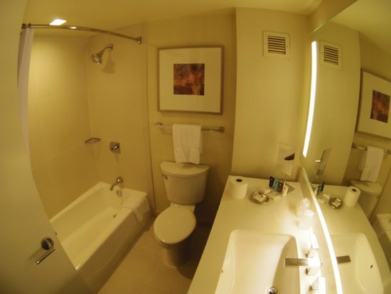 Crowne Plaza Times Square Manhattan: 浴室