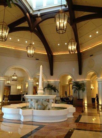 JW Marriott Orlando, Grande Lakes: The lobby