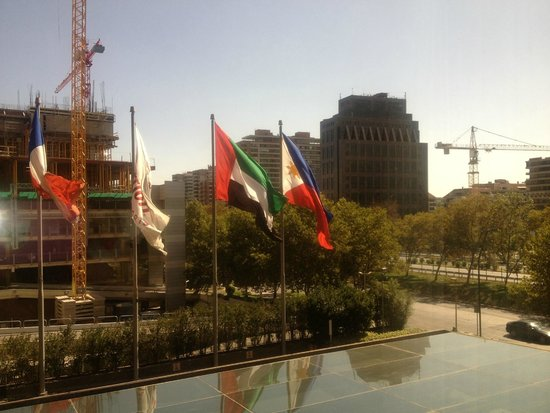 Santiago Marriott Hotel: View 1