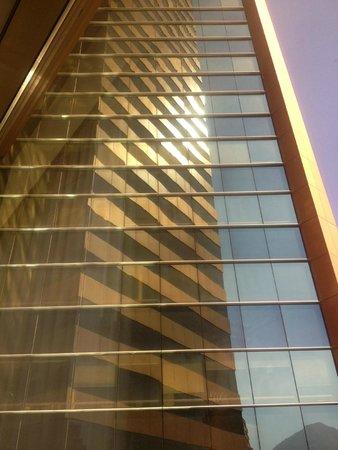 Santiago Marriott Hotel: View 2