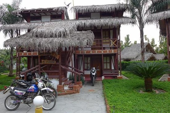 Ecuador Freedom Bike Rental: Hotel