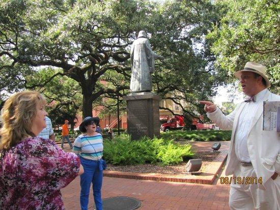 Savannah Dan Walking Tours: Savannah Dan