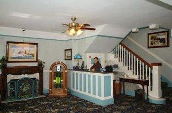 Hotel Catalina: Frontdesk
