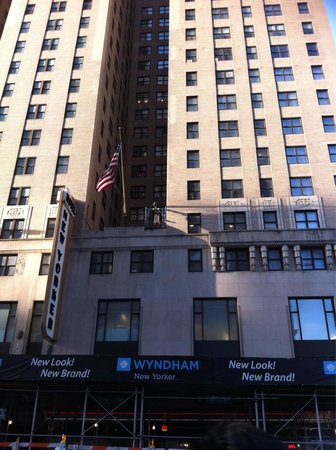 The New Yorker a Wyndham Hotel: New Yorker Hotel