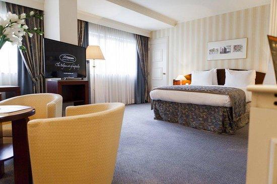 Le Chatelain Hotel : Executive Room