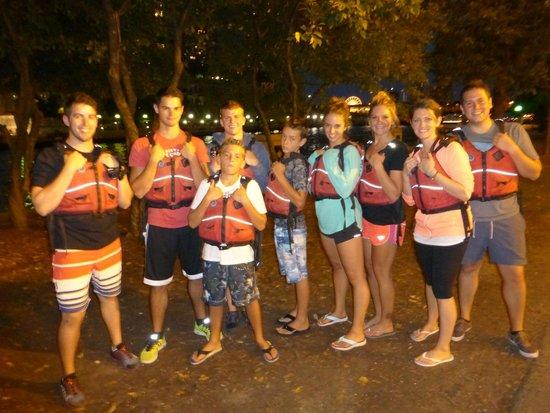 Urban Kayaks: Fun in the City