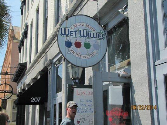 Wet Willie's Charleston, SC