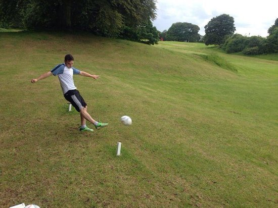 ‪Riverside FootGolf‬