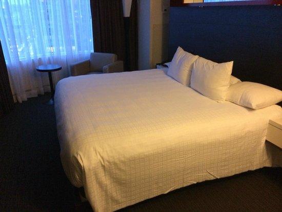 Hyatt Regency Toronto: Bedroom