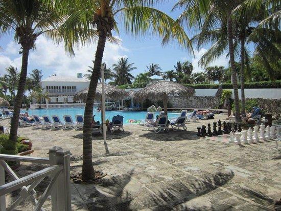 Melia Cayo Coco: Pool Area