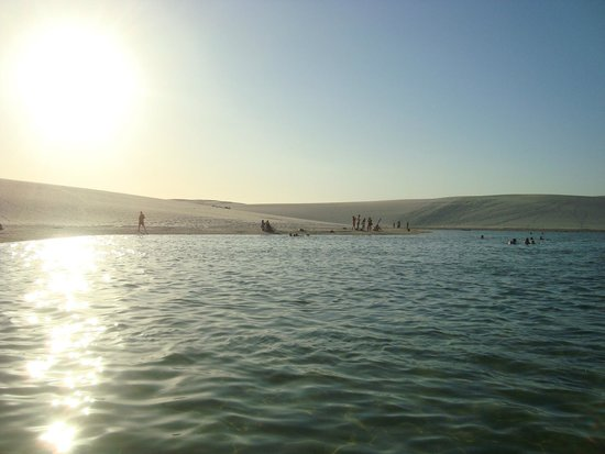 Bonita and Azul lakes: Lagoa
