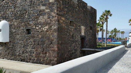 Castillo de San Felipe: Castle