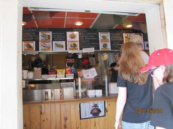 Zunzi's Take Out : Order Up