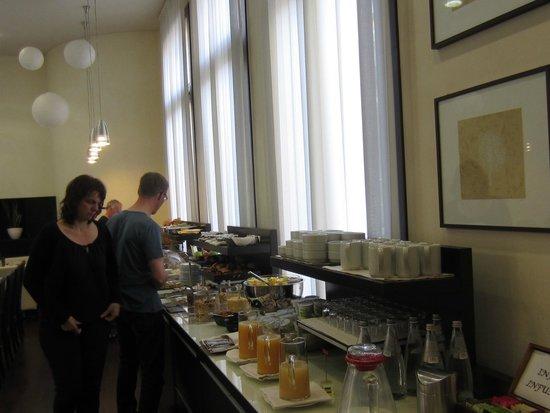 BEST WESTERN Premier Hotel Sant' Elena: Incredible Breakfast Bar