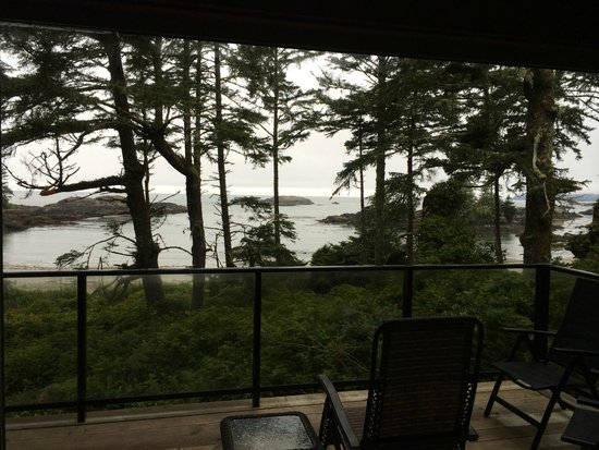 Wya Point Resort: View from the lodge