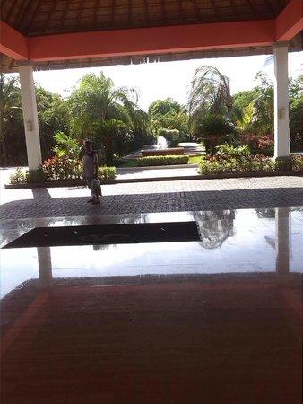 Grand Palladium Kantenah Resort & Spa: zona recepción