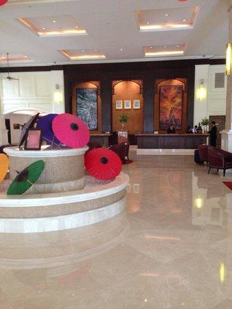 Sofitel Phnom Penh Phokeethra: Lobby