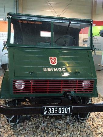 Unimog Museum: unimog
