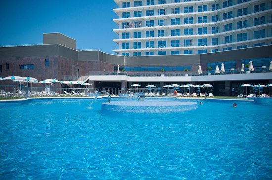 Radisson Blu Paradise Resort & Spa Sochi: Бассейн