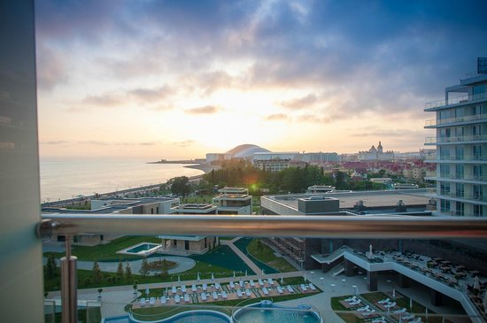 Radisson Blu Paradise Resort & Spa Sochi: Виды