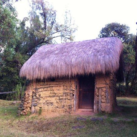 Raquira Silvestre Lodge : Old ranch besides La Casita
