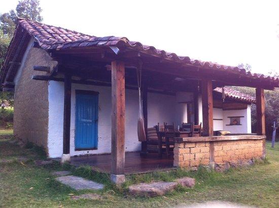 Raquira Silvestre Lodge : La Casita