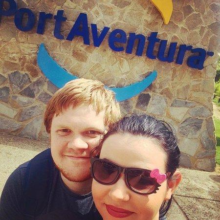 PortAventura Hotel El Paso: :)